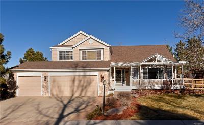 Douglas County Single Family Home Active: 4807 Rocky Mountain Drive