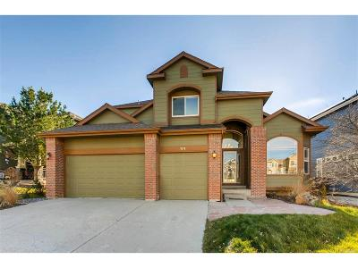 Highlands Ranch Single Family Home Active: 9276 Desert Willow Road