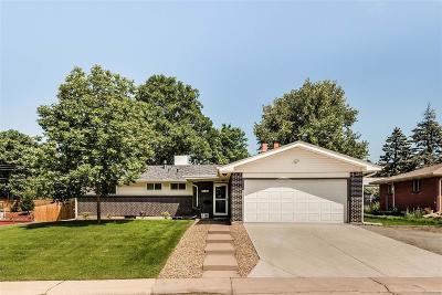 Centennial Single Family Home Active: 3153 East Weaver Place