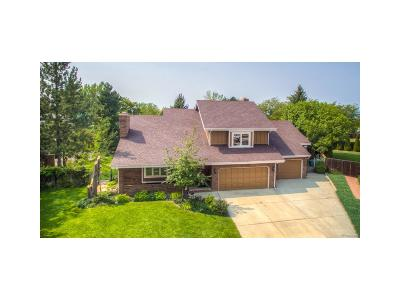 Longmont Single Family Home Under Contract: 647 Crawford Circle