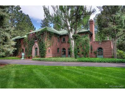 Broadmoor Single Family Home Active: 15 Elm Avenue
