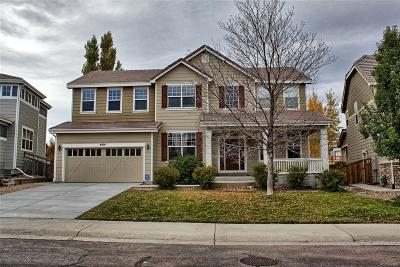 Castle Rock Single Family Home Active: 4414 Kellwood Drive