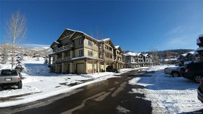 Steamboat Springs Condo/Townhouse Active: 3315 Columbine Drive #1304