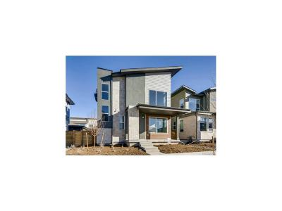 Denver CO Single Family Home Active: $621,357