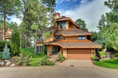 Castle Rock CO Single Family Home Active: $690,000