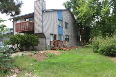 Boulder Condo/Townhouse Under Contract: 2024 Goss Street #7