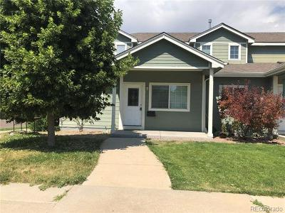Denver Condo/Townhouse Active: 905 Osceola Street