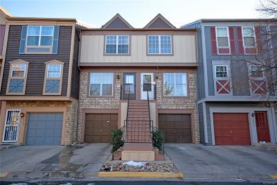 Aurora Condo/Townhouse Active: 12089 East Hoye Drive