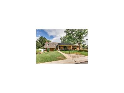 Lakewood Single Family Home Under Contract: 11537 West 26th Place
