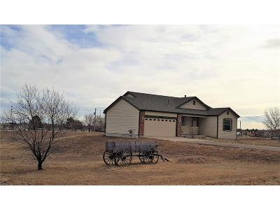 Elizabeth Single Family Home Under Contract: 34248 Columbine Trail