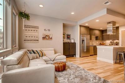 Denver Condo/Townhouse Active: 3028 Zuni Street