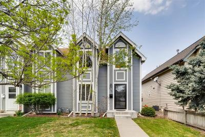 Denver Condo/Townhouse Under Contract: 2165 South Lincoln Street