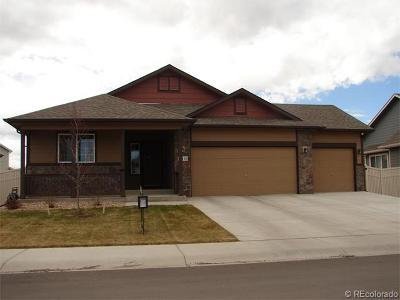 Firestone CO Single Family Home Sold: $329,900