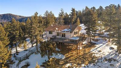 Evergreen Single Family Home Active: 26792 Hilltop Road