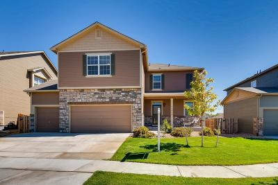 Commerce City Single Family Home Active: 10424 Troy Street