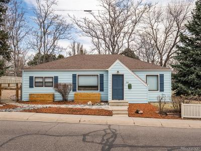 Lafayette Single Family Home Under Contract: 310 South Bermont Avenue