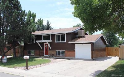Denver Single Family Home Active: 1540 Solana Drive