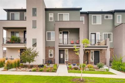 Littleton Condo/Townhouse Active: 7453 South Pennsylvania Street