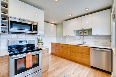 Denver Condo/Townhouse Active: 432 Harrison Street