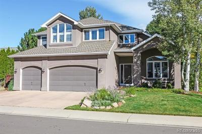 Boulder CO Single Family Home Under Contract: $1,250,000