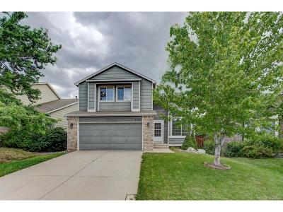 Highlands Ranch Single Family Home Under Contract: 2547 Foothills Canyon Court