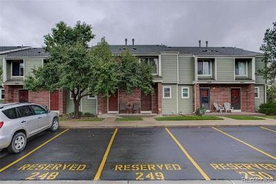 Denver Condo/Townhouse Active: 7476 East Arkansas Avenue #3408