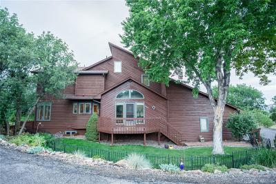 Castle Rock Single Family Home Under Contract: 569 East 2nd Avenue