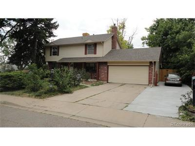 Boulder Single Family Home Active: 4647 Devonshire Street