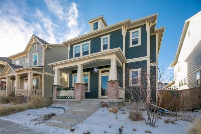 Denver Single Family Home Active: 10938 East 27th Avenue