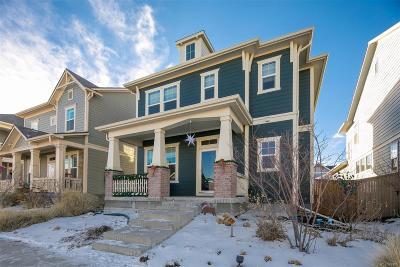 Denver Single Family Home Active: 10938 East 27th Avenue