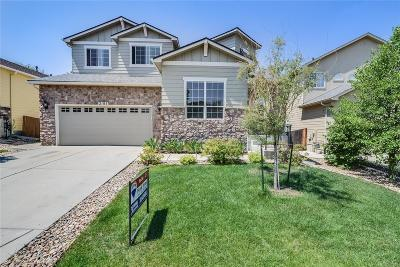 Erie Single Family Home Active: 2183 Pinon Circle
