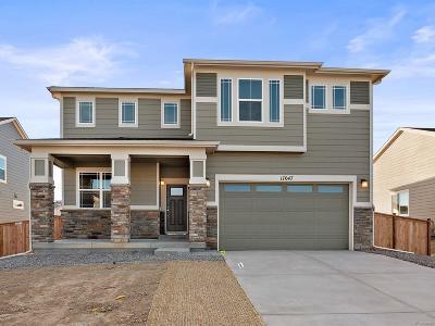 Broomfield Single Family Home Active: 17047 Navajo Street