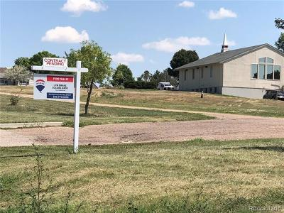 Arapahoe County Residential Lots & Land Active: 9200 East Belleview Avenue