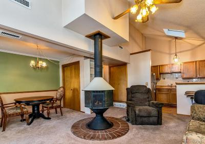 Wheat Ridge Condo/Townhouse Active: 4901 Garrison Street #105A