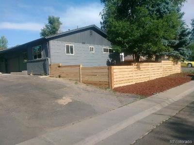 Denver Condo/Townhouse Active: 932 North Newton Street