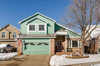 Arvada Single Family Home Under Contract: 10053 West 82nd Lane