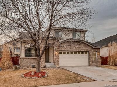 Thornton Single Family Home Active: 11531 Grape Street