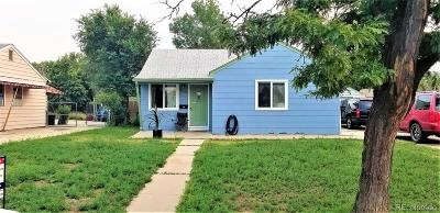 Aurora, Denver Single Family Home Under Contract: 11622 East 7th Avenue