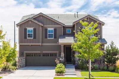 Broomfield Single Family Home Active: 3356 Yale Drive