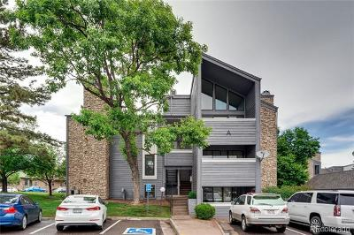 Englewood Condo/Townhouse Under Contract: 9727 East Peakview Avenue #A01