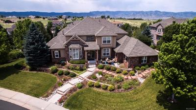 Highlands Ranch Single Family Home Active: 10559 Ridgecrest Circle