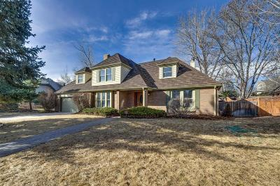 Littleton Single Family Home Active: 5937 South Zenobia Court