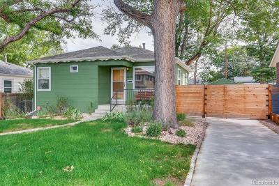 Englewood Single Family Home Under Contract: 3320 South Marion Street