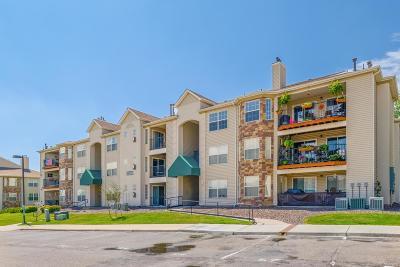 Littleton Condo/Townhouse Active: 12288 West Dorado Place #203
