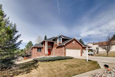 The Pinery Single Family Home Under Contract: 5173 Red Oak Way