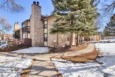 Arvada Condo/Townhouse Under Contract: 7760 West 87th Drive #I