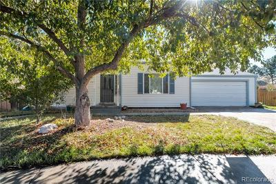 Broomfield Single Family Home Active: 2130 Ridge Drive