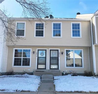 Lakewood Rental Active: 8860 West Dartmouth Place