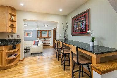 Boulder Single Family Home Under Contract: 1320 Judson Drive
