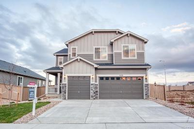 Thornton Single Family Home Active: 15130 Gaylord Street
